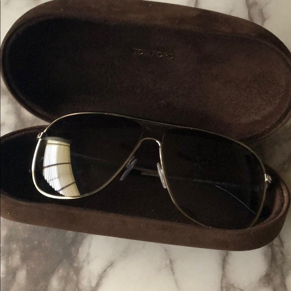 ba162eae13af5 Tom Ford Marko Aviator Sunglasses. M 5b5a4d9b8158b5cd294064e2. Other  Accessories ...